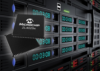 microchip introduces first clock buffers to meet db2000qql standards