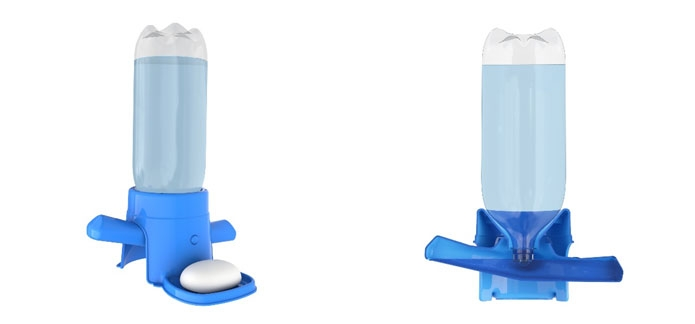 lixil introduces the sato tap a novel handwashing station that aims to improvehygiene formillions in developing economies