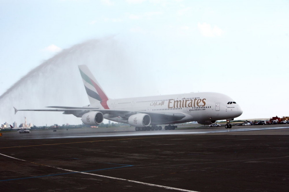 emirates a380 continues to capture the imagination of travellers after 10 years of operations
