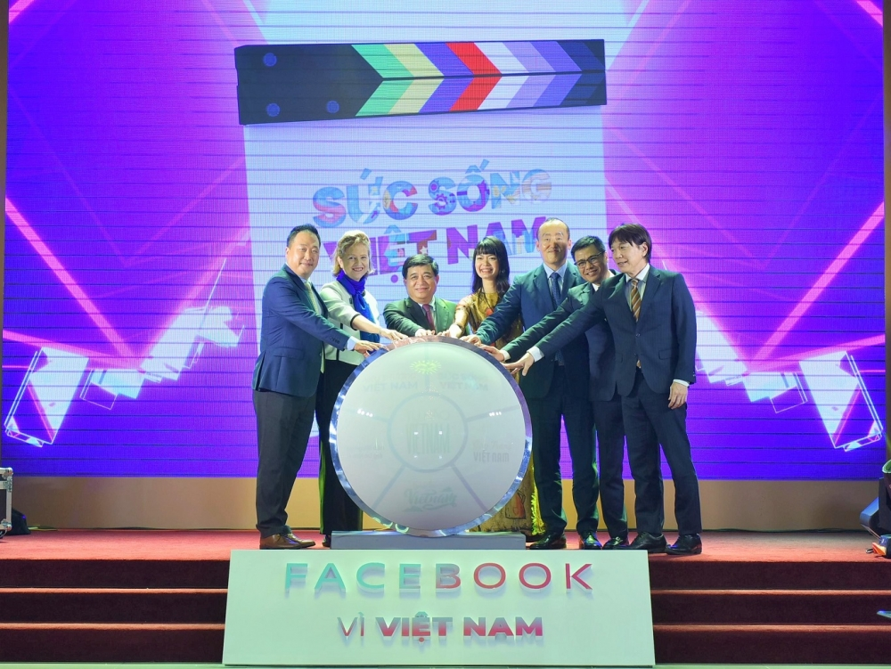 mpi and facebook launch vitality of vietnam program