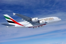 chance to experience emirates a380 with special fares