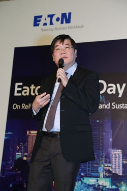 eaton hosts its first technology day in vietnam