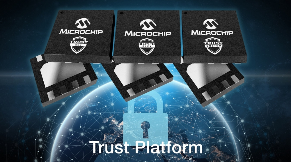 microchip simplifies hardware based iot security with the industrys first pre provisioned solutions