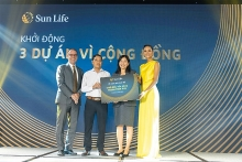 sun life vietnam announce miss hhen nie as its brand ambassador