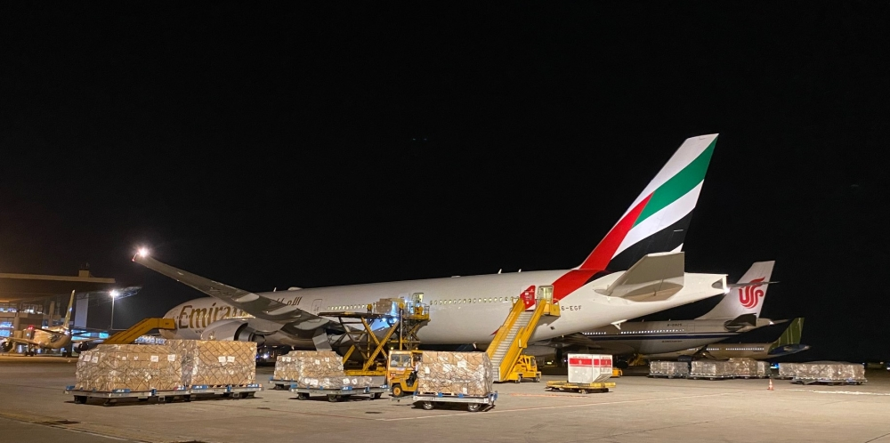 emirates skycargo 15 years of connecting exports from vietnam to the world