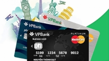 vpbank and mastercard launch credit card program with special privileges to smes