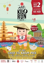 kilorun hanoi 2019 the international run eat fun in one go
