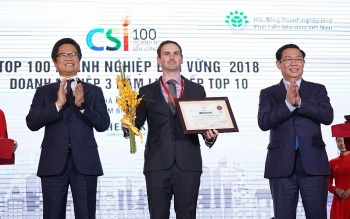 heineken vietnam honored as the most sustainable company in vietnam for the second consecutive year