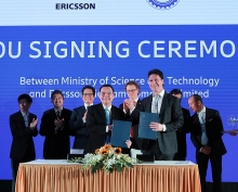 ministry of science technology and ericsson partner to establish an iot innovation hub