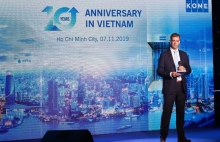 kone reaches new heights in vietnam with 10 year milestone