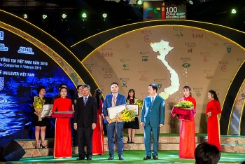 unilever vietnam makes it into top 10 sustainable businesses 2019