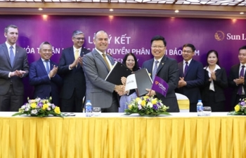 sun life vietnam and tpbank announce exclusive bancassurance agreement in vietnam
