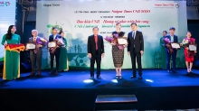 heineken vietnam receives merit award for sustainability practices brings prosperity to vietnam