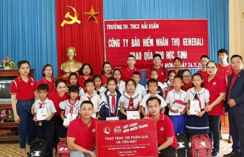 generali vietnam launches plan to support thousands of flood impacted families