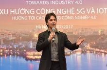 ericsson appoints denis brunetti as president of vietnam myanmar cambodia and laos