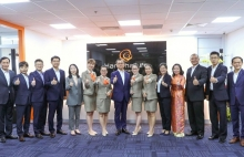hanwha life vietnam opens the customer service center in hochiminh city