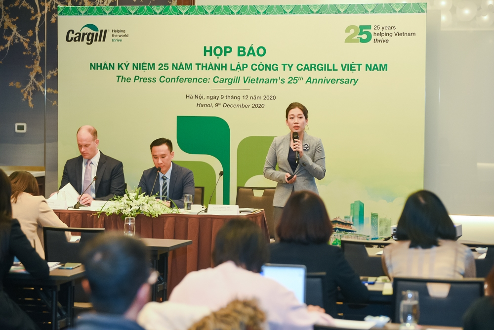 cargill remains committed to further investing in vietnam