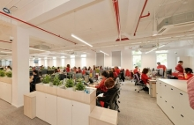 generali vietnam officially opens generali plaza its new head office building in ho chi minh city