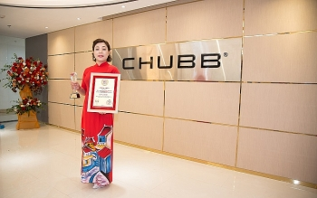 chubb life vietnam awarded top 10 most reputable insurance companies and top 500 fastest growing enterprises in vietnam