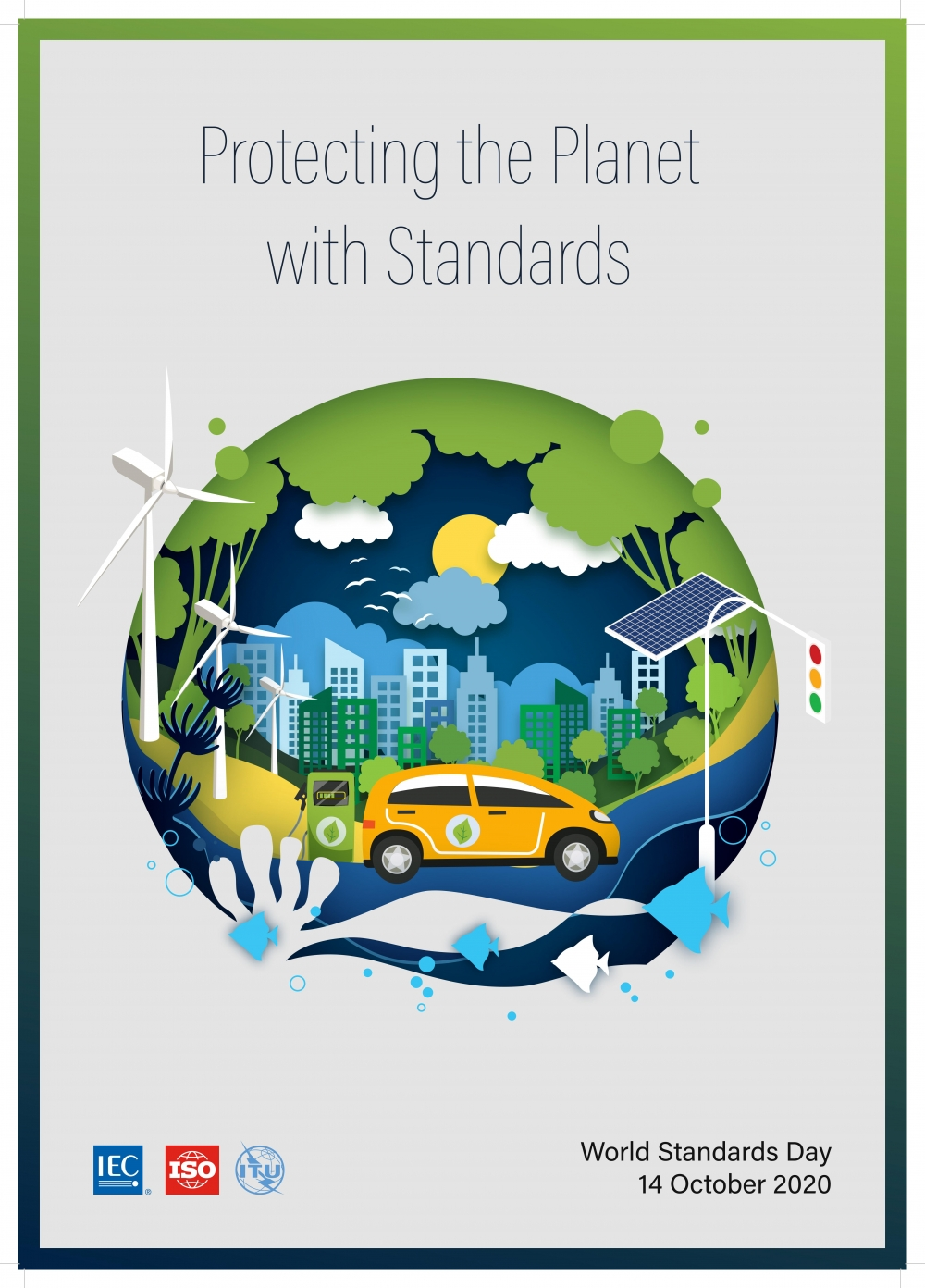 world standards day 2020 protecting the planet with standards