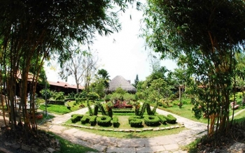 tien giang enjoys rise in visitors