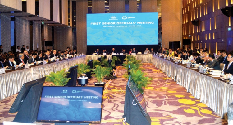 mutual trust key to apec future