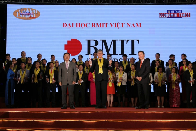 rmit wins fourteenth golden dragon award for contribution to education