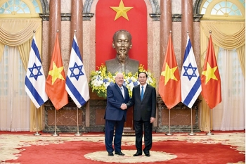 upgrading vietnam israel cooperation
