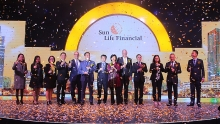 sun life vietnam kicks off 2017 with grand opening ceremonies