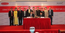 dai ichi life vietnam and bac a bank signed life insurance agency agreement