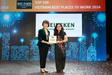 heineken vietnam honored among the top 10 best places to work in vietnam