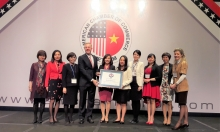 microsoft vietnam in the second consecutive award recognition for community dedication