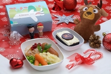emirates adds festive cheer with special christmas offering