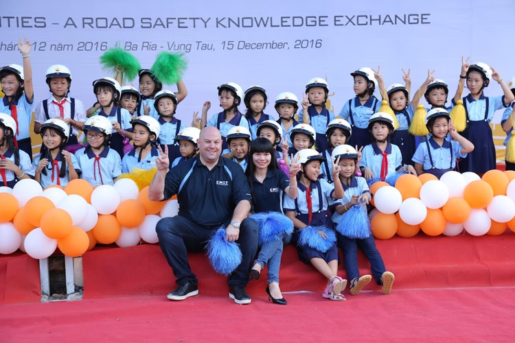 apm terminals partners with aip foundation to promote road safety in vietnam