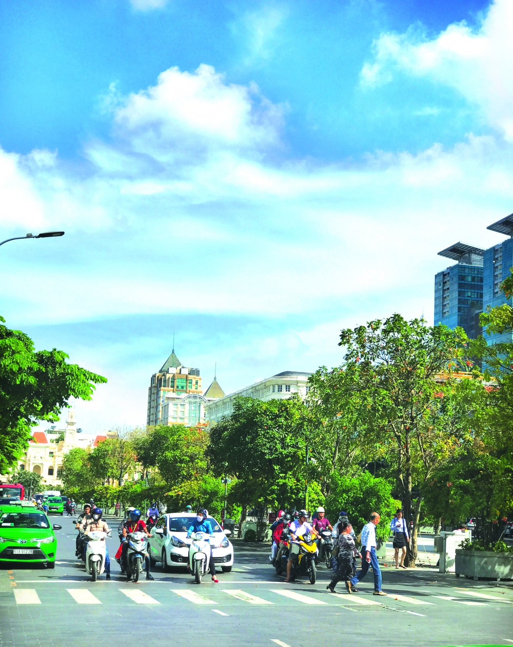 strategic decision adopted to boost hcmc development