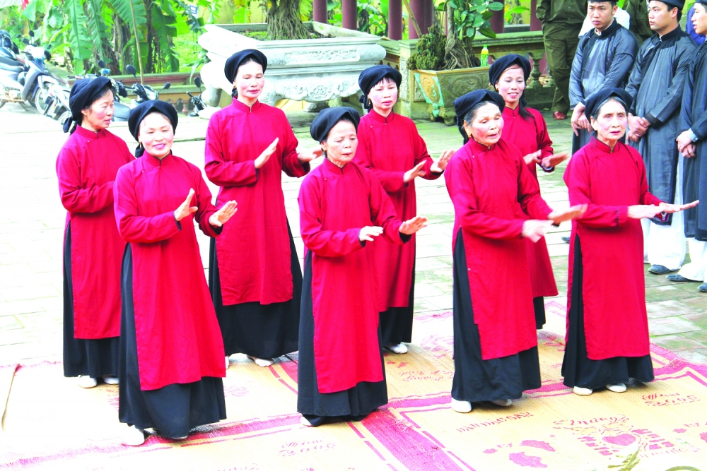 ancient vietnamese singing art saved from extinction