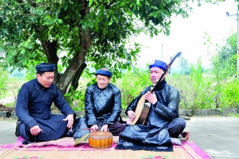 preserving ancient ritual singing in an mo village