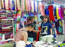 the instant ao dai a han market bestseller
