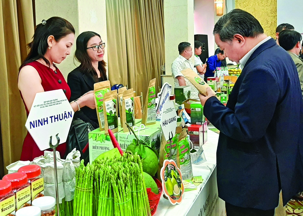 program enhances local specialties