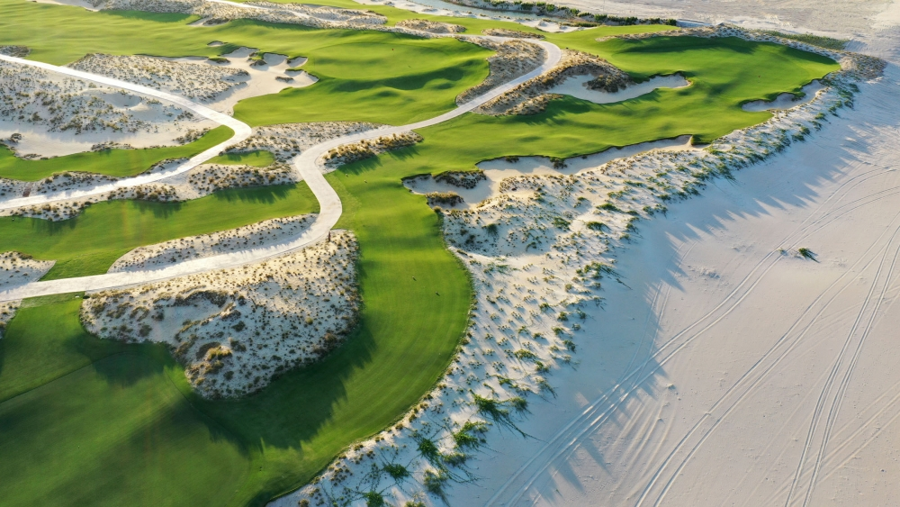 ranking among world top 100 golf courses