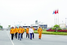 pv gas thai binh cooperate for mutual development