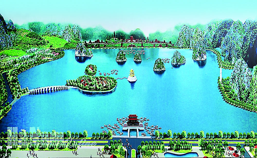 vietnam developing longest spiritual tourism route