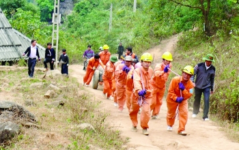 pc thai nguyen empowers poor rural residents
