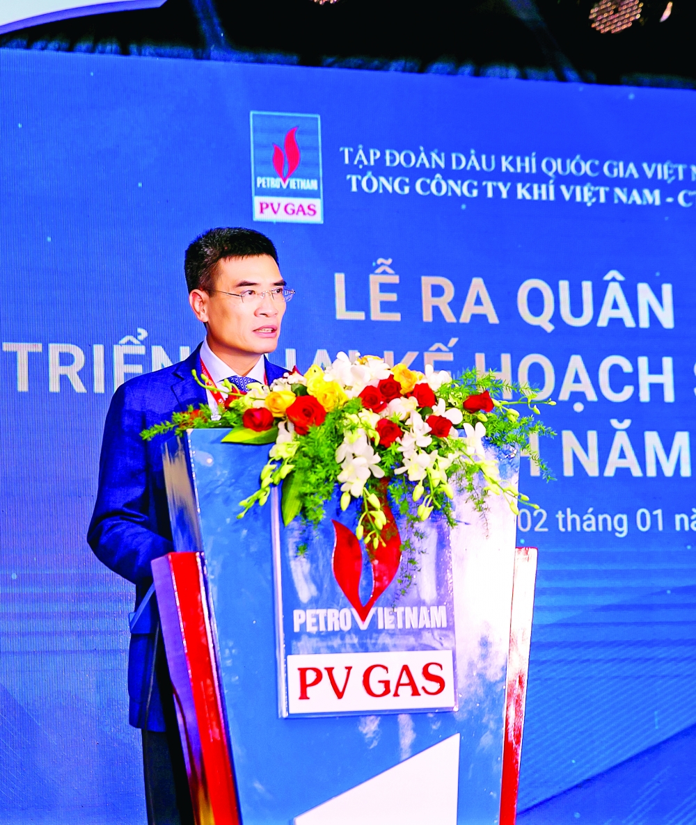 pv gas carries out the plan for 2020
