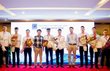 pv gas hai phong striving for safety health and a clean environment