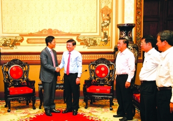 industry and trade boost hcmc economic growth