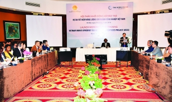 vietnam world bank launch energy efficiency project