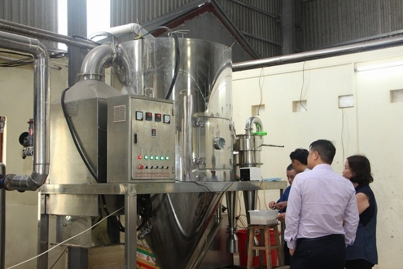 vietnam takes on production of yeast based anti oxidant