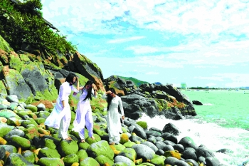 tapping binh dinh provinces tourism potential