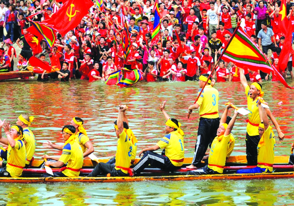 boat race declared national cultural heritage